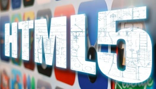 html5 logo video embeed