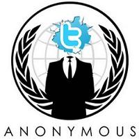 Najlepsza reklama dla Twittera to Anonymous