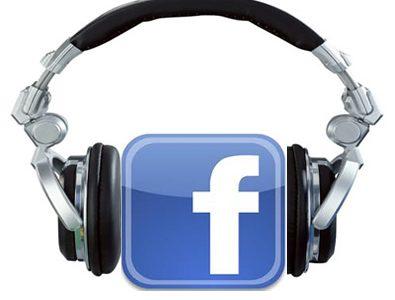Posłuchaj swojego ulubionego artysty za pomocą Facebooka