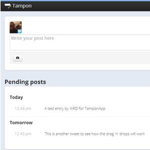 Coś dla fanów Twittera – planuj swoje wpisy z aplikacją Tampon