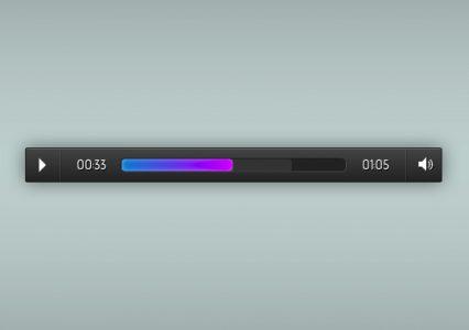 Responsywny odtwarzacz audio