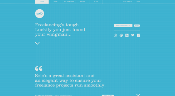Solo project management time tracking invoicing and business intelligence for freelancers