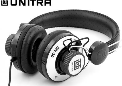 Startujemy z niusletterem – czyli zapisz się i zgarnij słuchawki Unitra!