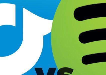 Czas chyba porzucić Rdio… i wrócić do Spotify