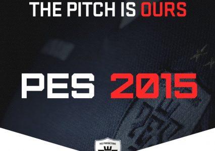 PES 2015 to kapitalna gra, gdyby nie to, że ciągle nie działa