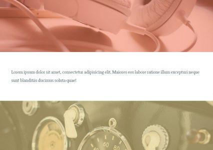 Slidery na stronie WWW to przeszłość, czas na kurtyny!