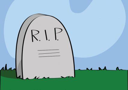 Czy domena do oddawania hołdu zmarłym, jest nam naprawdę potrzebna?