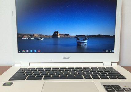 Chromebook ciekawszą alternatywą niż tablet – czyli recenzja Acer Chromebook CB5-311