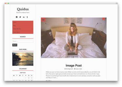 quidus-free-minimal-blog-theme