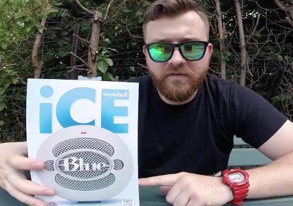 [VIDEO] Unboxing mikrofonu BLUE Snowball ICE