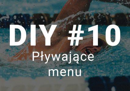 DIY #10 Pływające menu po przescrollowaniu strony