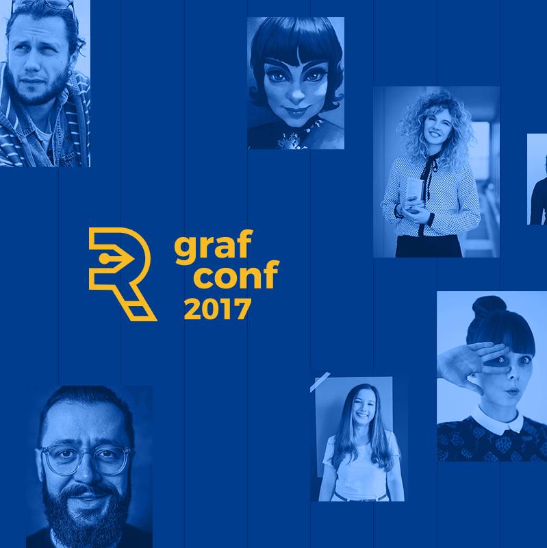 GrafConf 2017 – graficzna jesień w Toruniu. Wygraj wejściówkę!