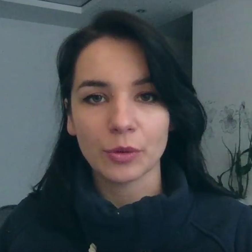 [video] Agata prezentuje: A Ty, jak logujesz się do swojego bloga?