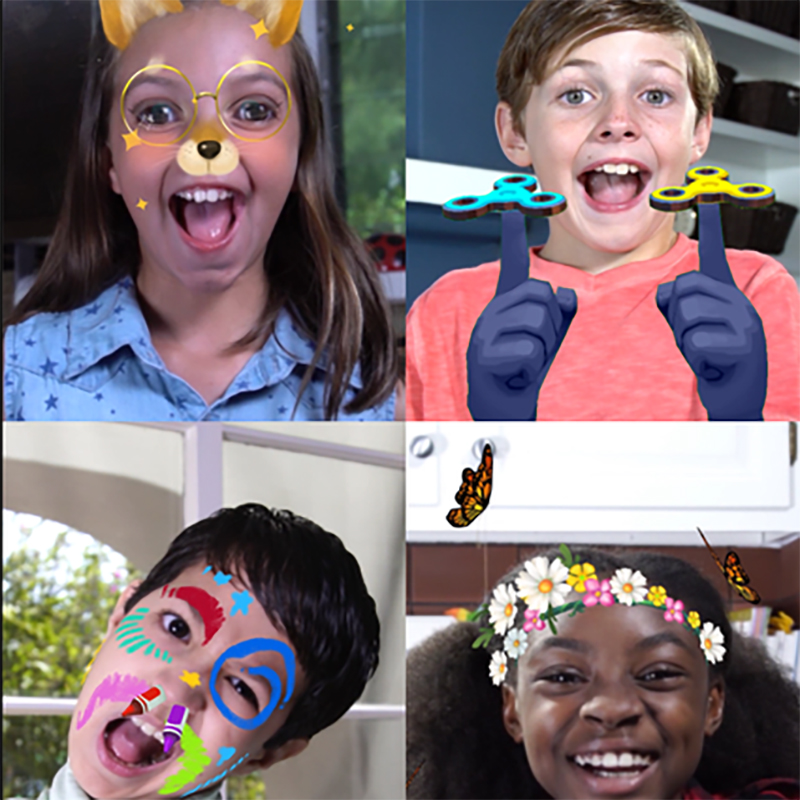 Facebook prezentuje Messengera dla dzieci
