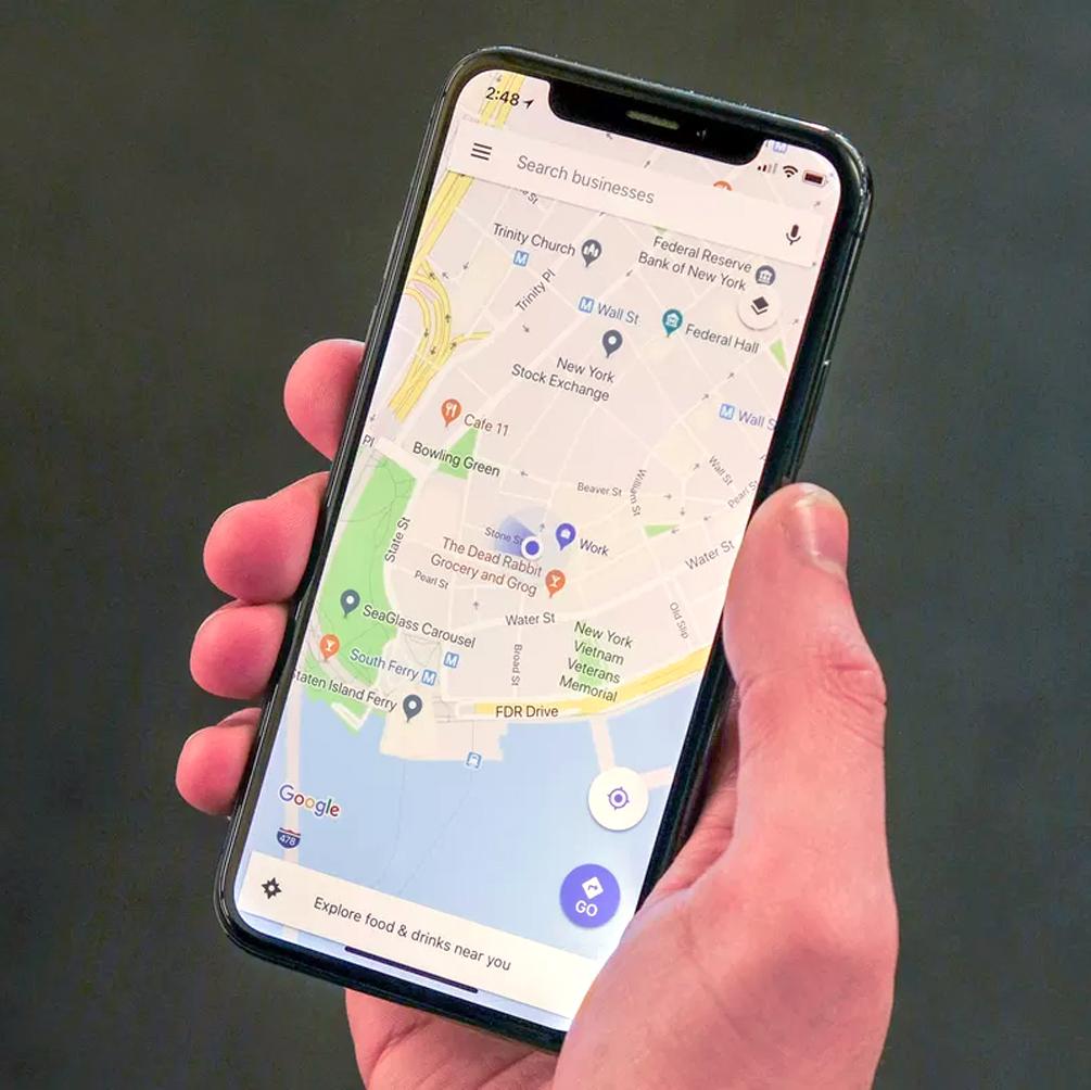 Google maps już nie długo podpowie Ci na jakiej stacji wysiąść