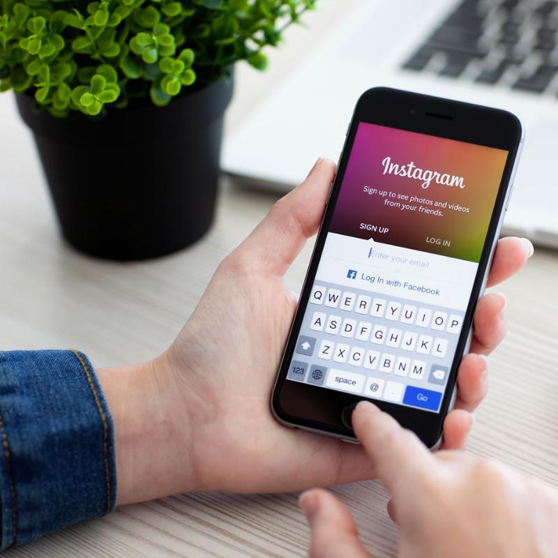 GIF-y w Instagram Stories? Nie tylko!