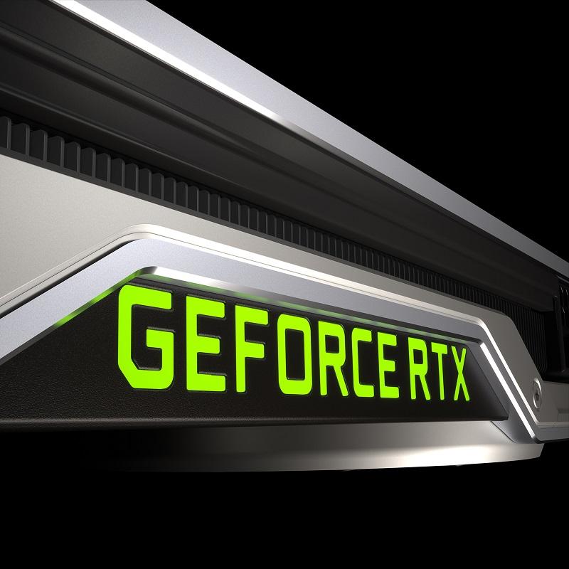 Nowe sterowniki Nvidia GeForce obsługujące ray tracing już dostępne