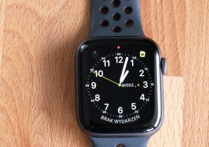 EKG w Apple Watch 4 pojawi się lada chwila