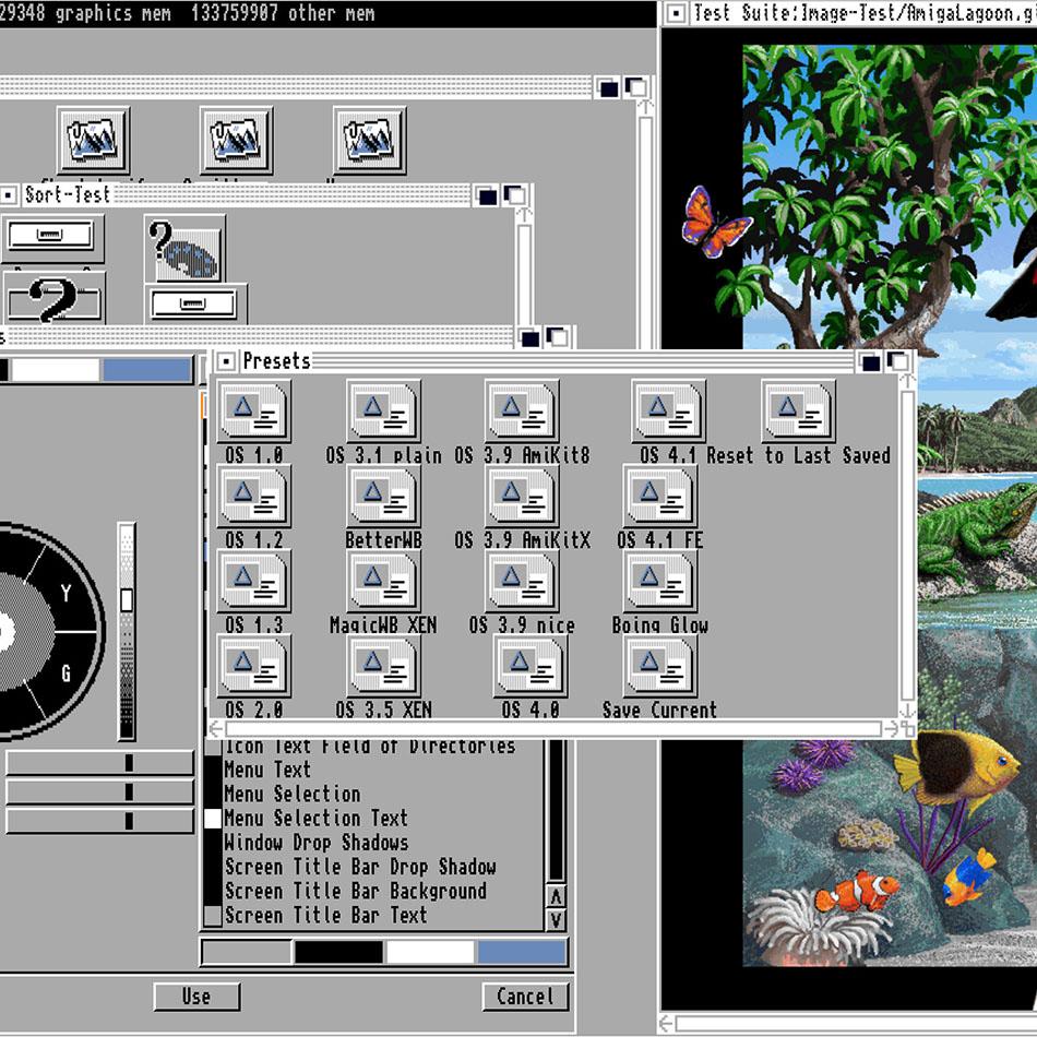 Pamiętacie Workbench? System operacyjny Amigi został odtworzony w przeglądarce!