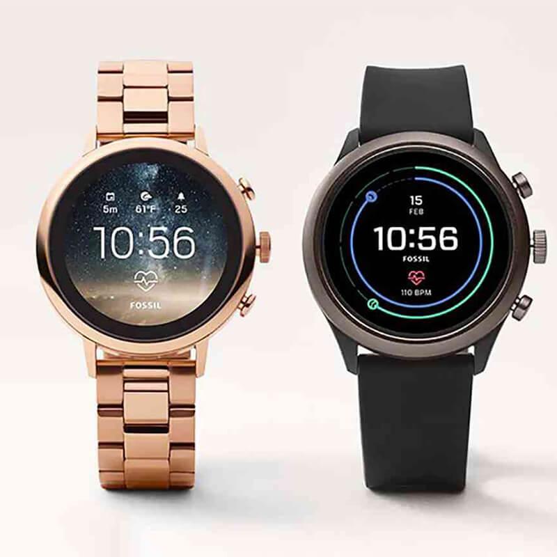 Google kupuje smart zegarki od Fossil za $40mln!