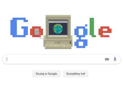 30 lat minęło – WWW świętuje swoje urodziny, zobacz Google Doodle z tej okazji