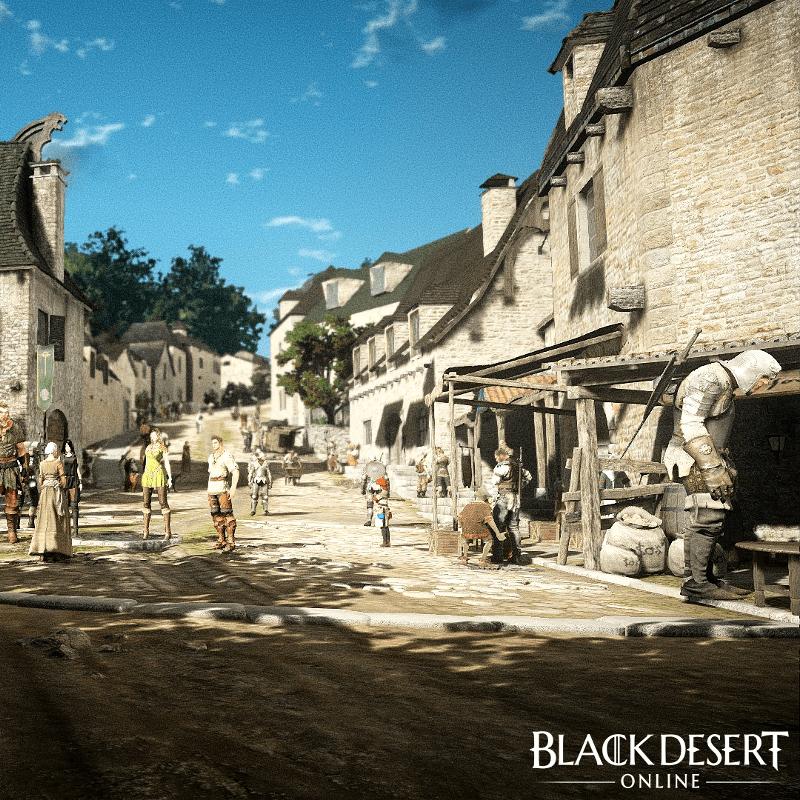 """""""Black Desert Online"""" – produkcja oparta na wszechobecnym grindzie"""