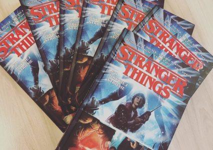 Mamy dla Was komiks Stranger Things! #2