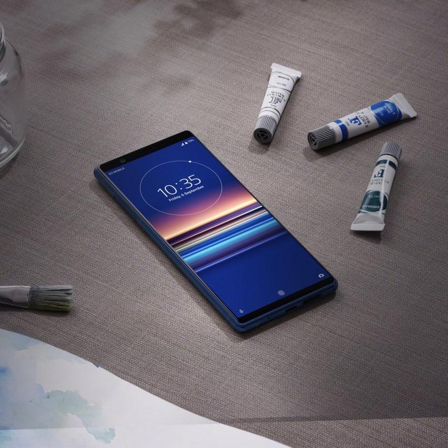 Nowy flagowiec od Sony: Xperia 5 oficjalnie debiutuje   IFA 2019