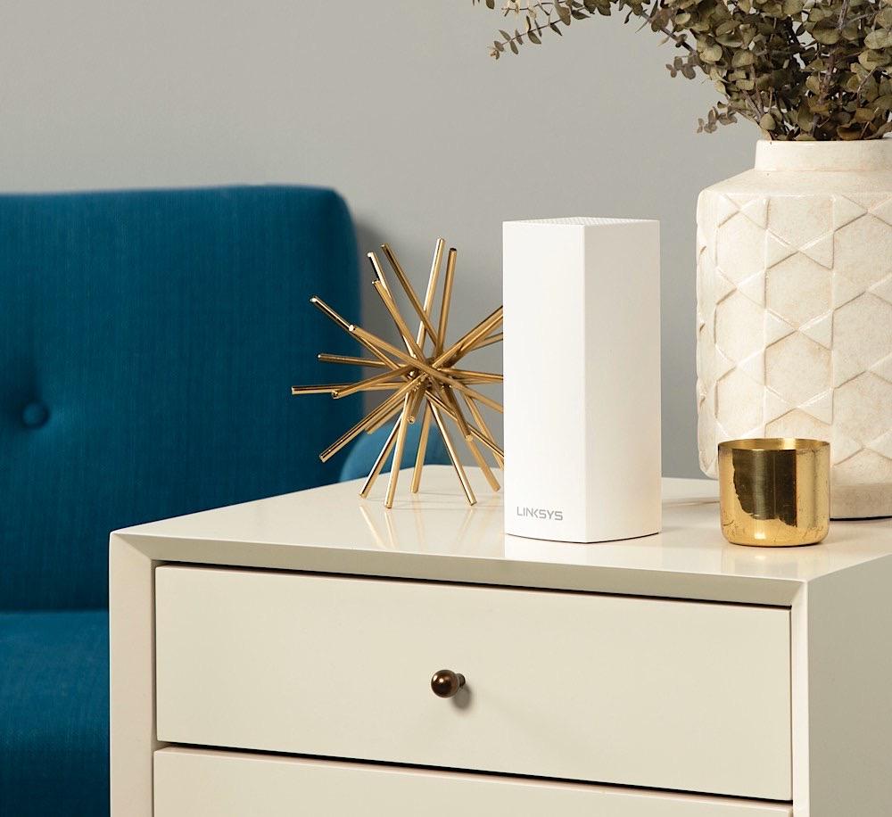Router Linksys pozwoli monitorować pomieszczenia, korzystając tylko z sieci WiFi!