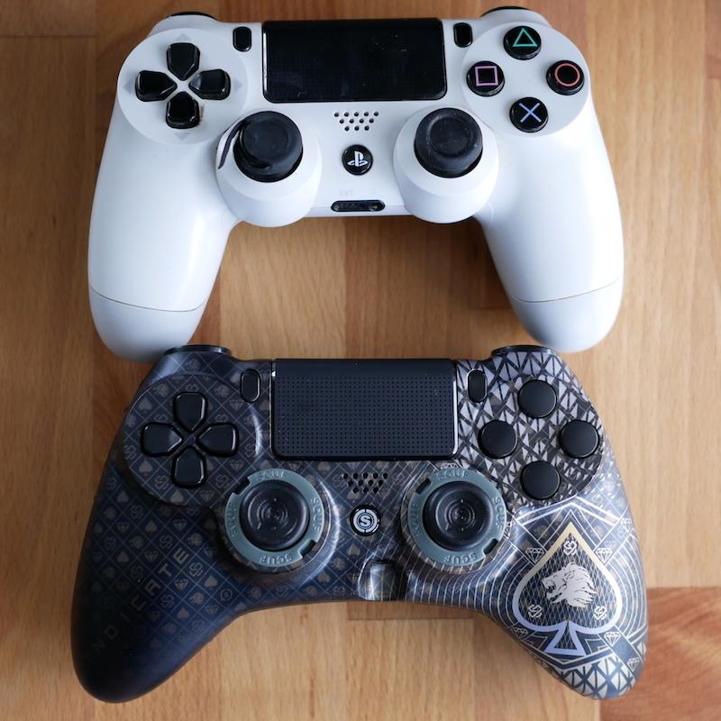 Scuf Impact – wygodniejszy kontroler do PS4