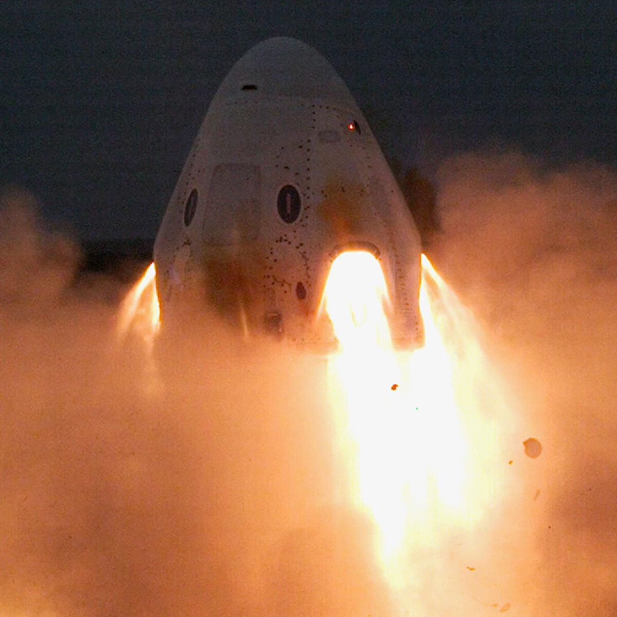 W przyszłym tygodniu drugi w historii start załogowej misji Crew-2 od SpaceX