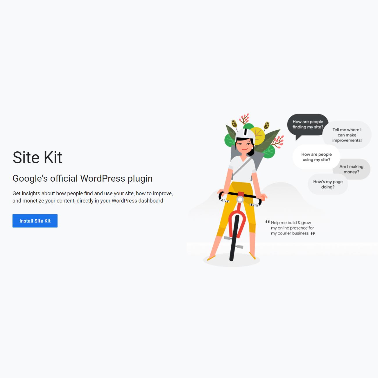Google Site Kit już jest – analityka dla Twojego WordPressa