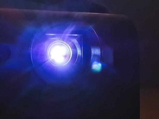 Pioneer travel projector 7