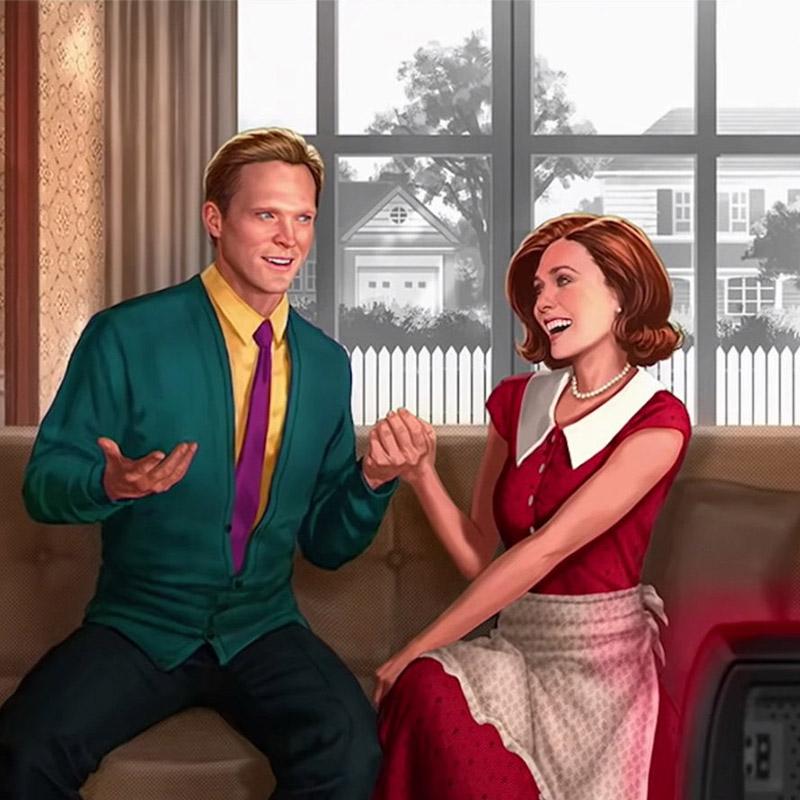 Disney: serial VandaVision pojawi się jeszcze w tym roku!