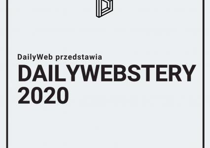 Plebiscyt DailyWebstery 2020 czas start – oddaj głos na najlepszy sprzęt roku