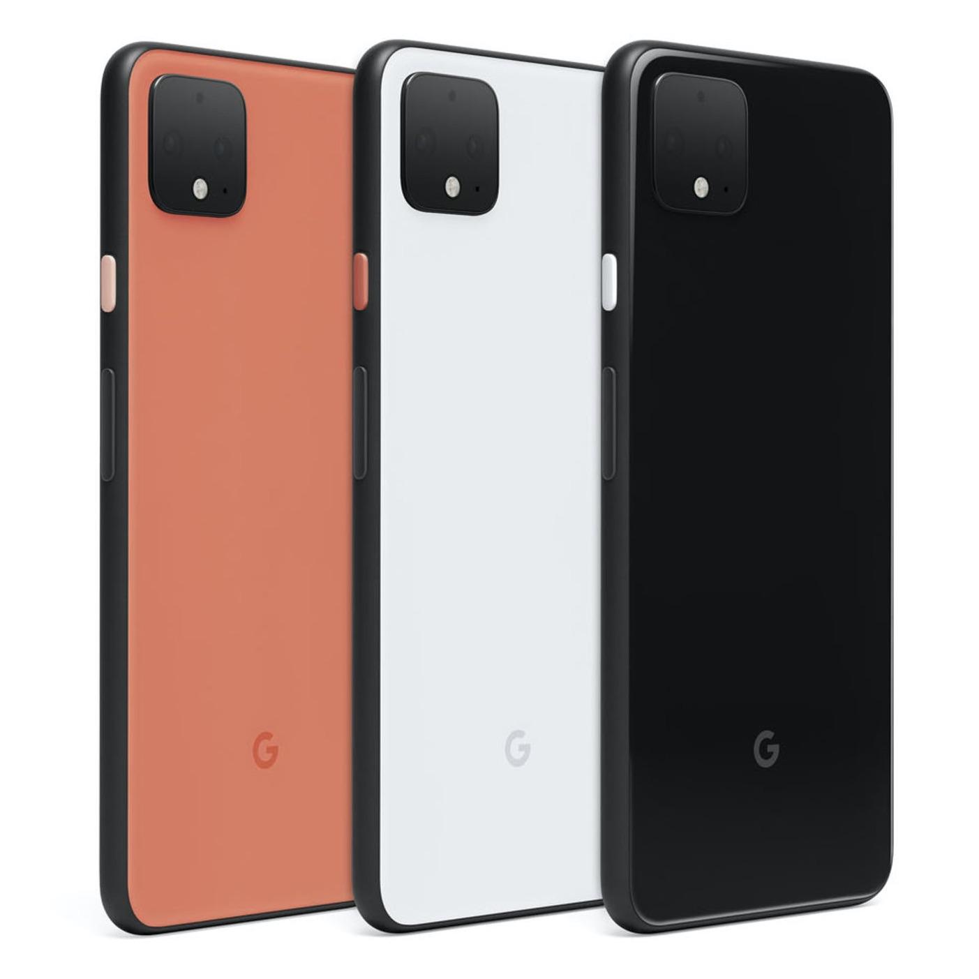 Google Store omyłkowo wysłał klientowi 10 smartfonów