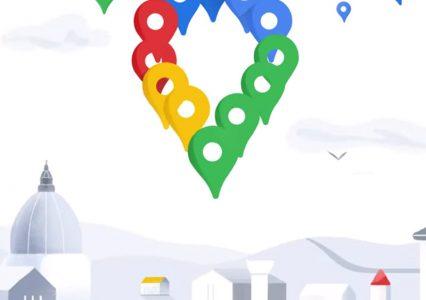 Sporo nowości w Mapach Google: nawigacja w budynkach i wiele więcej