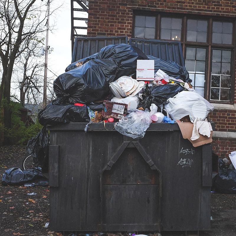 Smart-śmietnik krzyknie, kiedy umieścisz śmieci w złym kuble
