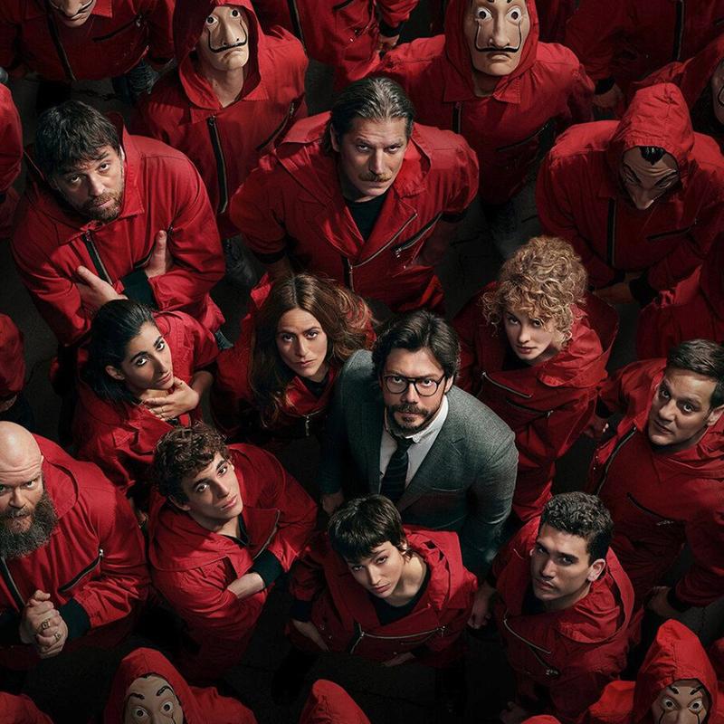Dom z papieru sezon 5 już na Netflix! Profesor wraca na pełnej mocy