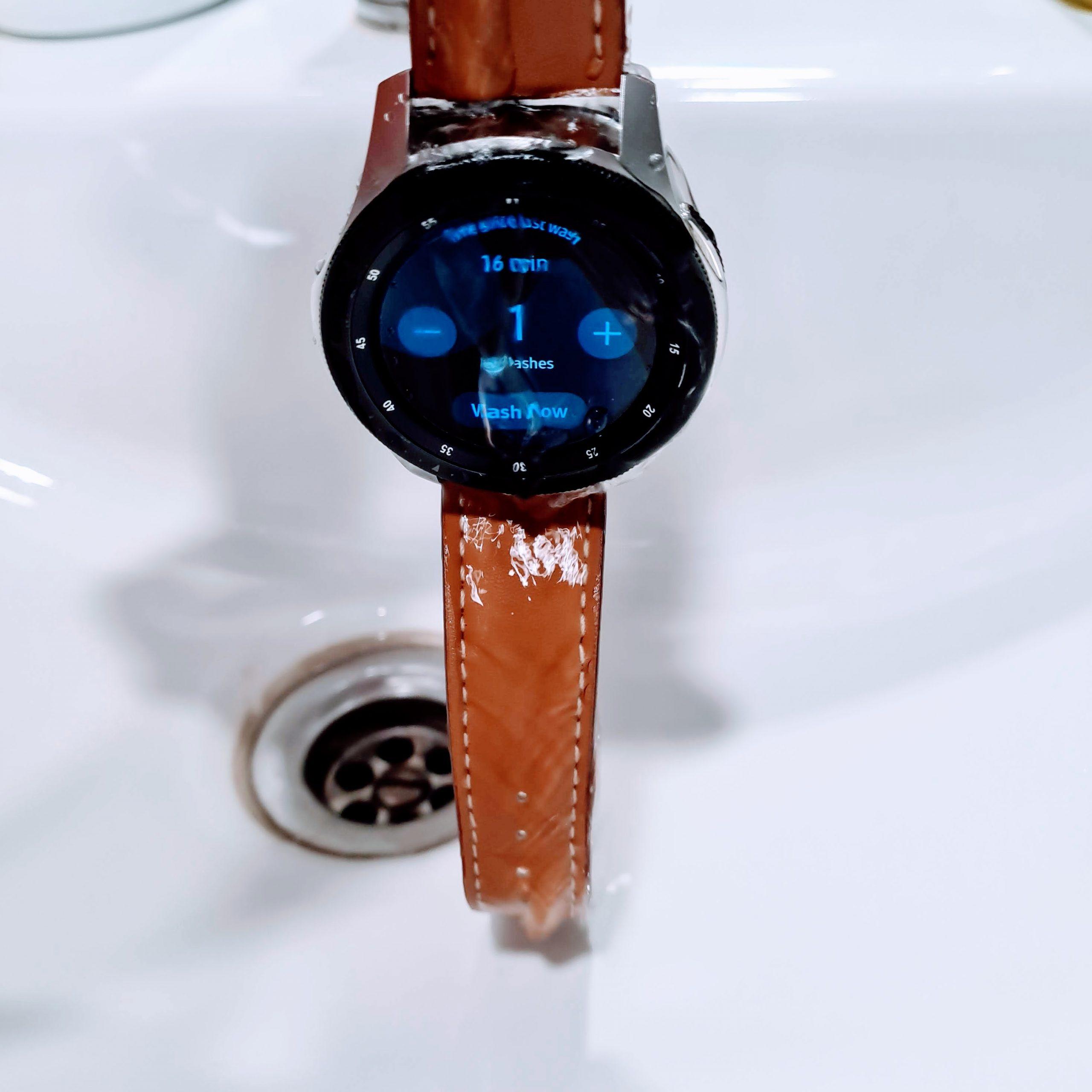 Samsung Galaxy Watch wróci z fizycznym obrotowym pierścieniem