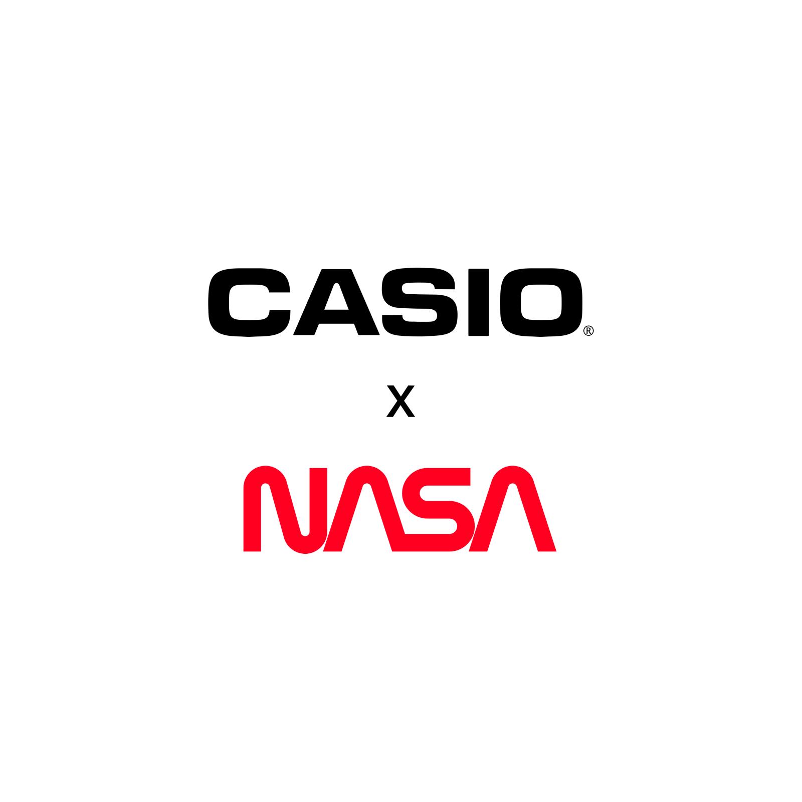 Casio stworzyło wraz z NASA limitowanego G-Shocka