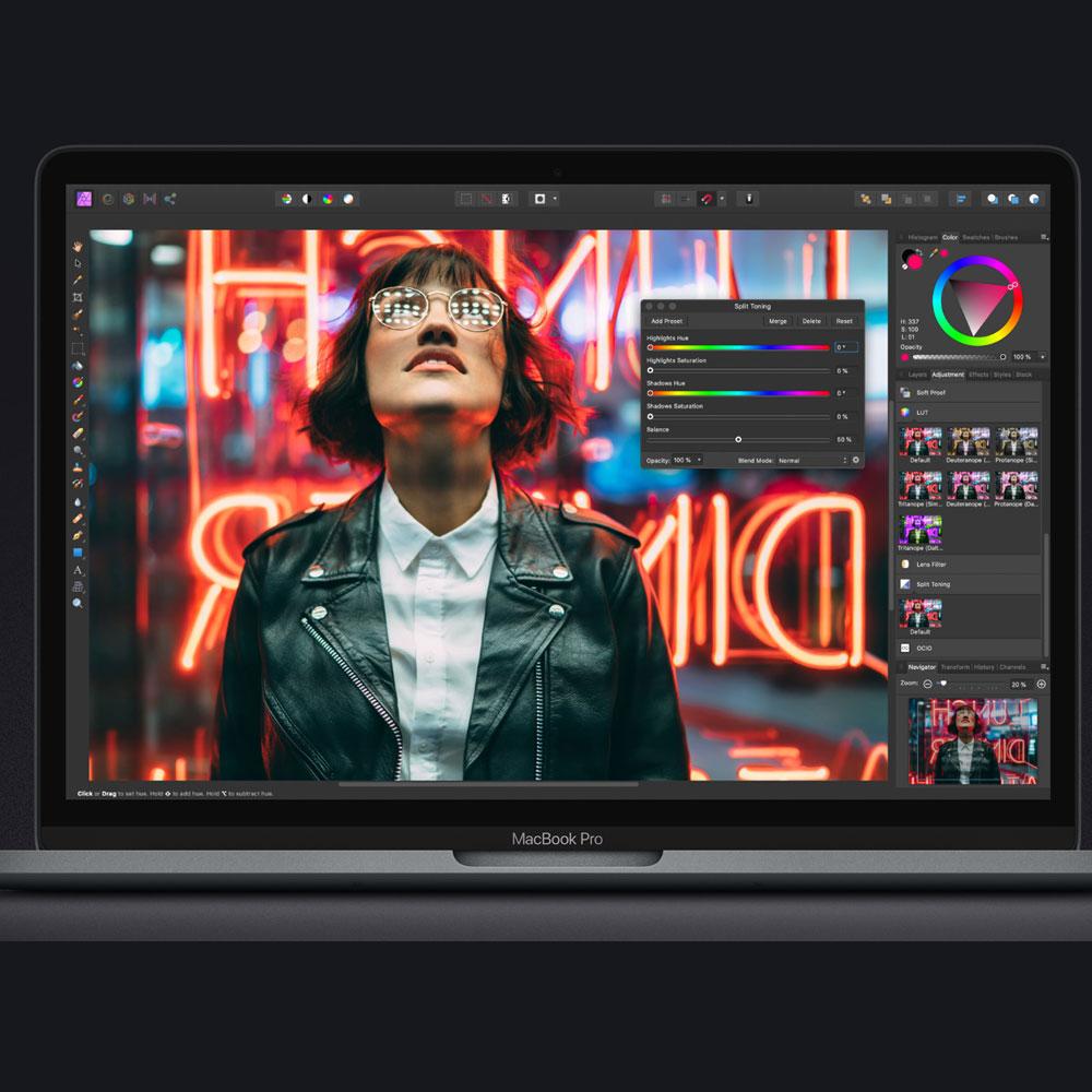 Nowy 13-calowy MacBook Pro z klawiaturą nożycową zaprezentowany!