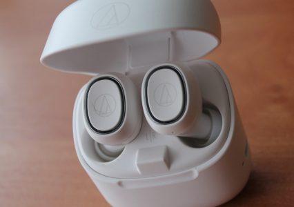 Poznajcie kawał uniwersalnego sprzętu, czyli recenzja słuchawek Audio Technica ATH-CK3TW