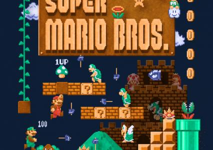 A Ty zapłaciłbyś za Super Mario Bros. ponad 450 tys. zł?