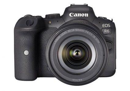 Canon daleeeeeeko z przodu na rynku aparatów