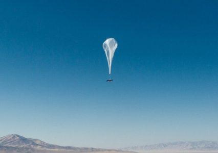 Kiedy w Polsce obiecuje się internet światłowodowy, Loon dostarcza go w Kenii balonami