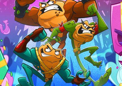 Waleczne żaby powróciły w wielkim stylu! Battletoads – recenzja