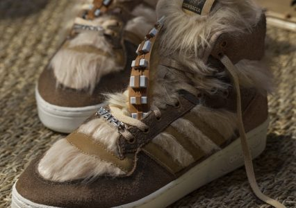 Adidas x Star Wars: owłosiony Chewbacca na waszych stopach