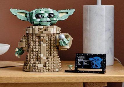 Baby Yoda i LEGO? Nie może być lepszego połączenia!