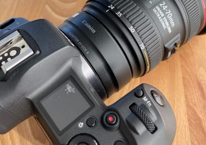 [VIDEO] Canon EOS R? Chyba znalazłem swój nowy aparat